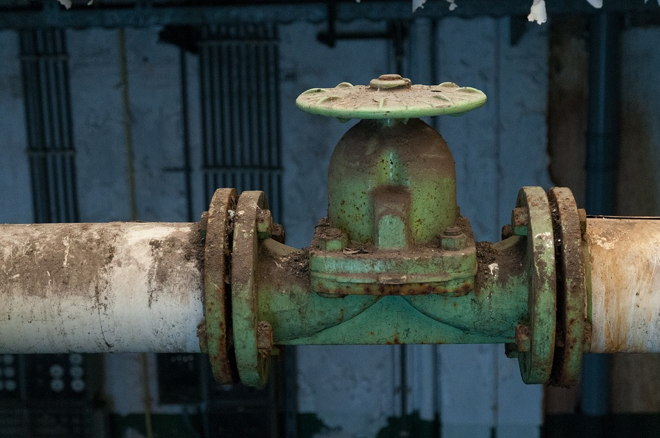 water corrosion