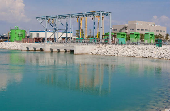 customized industrial wastewater treatment