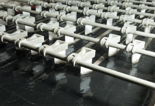 dechlorination and chlorination in wastewater treatment