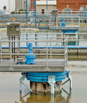 surface water treatment process
