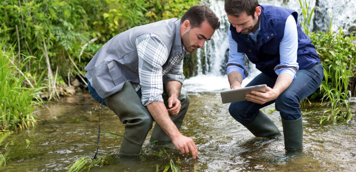 what is biological water quality factors?