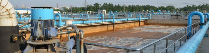 activated sludge sewage treatment