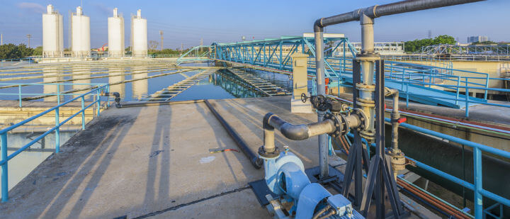 tertiary treatment of wastewater methods