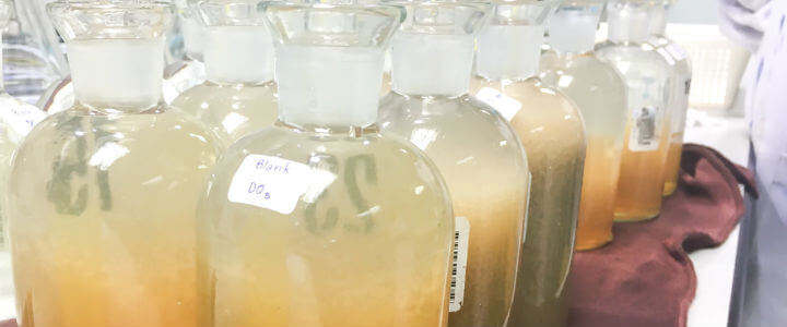 how to reduce BOD in industrial wastewater