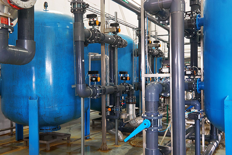 Water Treatment & Disinfection